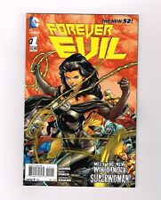 Forever Evil #1 Limited to 1:25 variant by the super-talented Ivan Reis! Nm