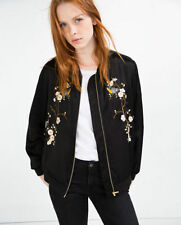 Zara Floral Coats & Jackets for Women