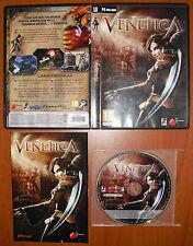 Venetica [PC DVD-ROM] Deck 13 Interactive, Versión Española ¡¡COMPLETO!!