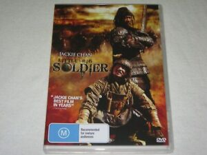 Little Big Soldier - Jackie Chan - Brand New & Sealed - Region 0 - DVD