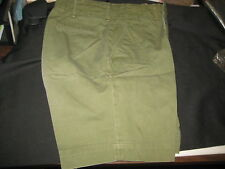 Boy Scout Shorts, 1960s heavy material, waist 25  eb05 #15