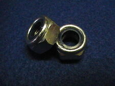 CLASSIC MINI TRACK ROD END TO STEERING ARM NYLOC NUTS