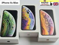 100% Genuine UK Empty box for IPHONE XS MAX 64GB / 256GB / 512GB
