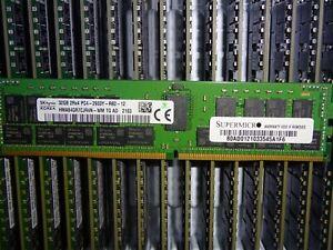 32GB 2Rx4 PC4-2933Y Hynix HMA84GR7CJR4N-WM ECC REG Supermicro DDR4