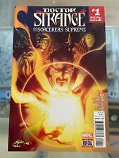 DOCTOR STRANGE AND THE SORCERERS SUPREME #1 1st DEMON RIDER + NINA THE CONJUROR