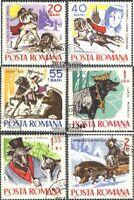 Rumänien 2419-2424 (kompl.Ausg.) gestempelt 1965 Märchen und Sagen