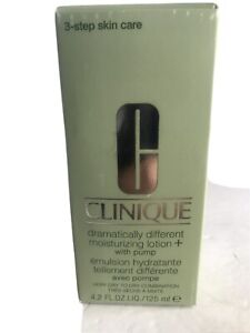 Clinique Dramatically Different Moisturizing Lotion + with Pump, 4.2 oz/ 125ml