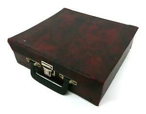 Vintage Audio Cassette Tape Storage Case H468