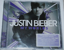 CD JUSTIN BIEBER - MY WORLDS neuf sous blister