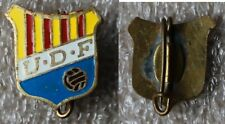 ancien Pins broche Football UDF
