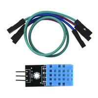 New DHT11 Temperature And Relative Humidity Sensor Module For Arduino Pop