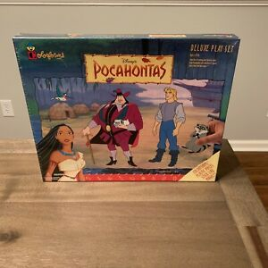 Pocahontas Colorforms Deluxe Play Set Sealed New