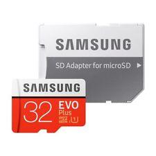 Scheda MicroSD EVO PLUS SAMSUNG 32GB classe 10 per ZTE Blade V9 vita MCR