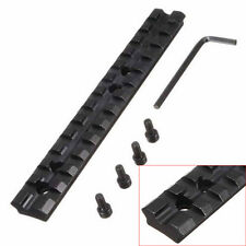 Fit Shotgun Mossberg 500/590/835 Picatinny Weaver Scope Sight Rail Mount New