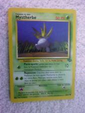 Carte pokémon mystherbe 58/64 commune jungle wizard