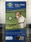 PetSafe Easy Walk BLACK/SILVER Small Dog Harness Girth Sizes 15-20