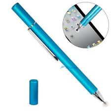 Fine Point Round Thin Tip Capacitive Stylus Pen for iPad air/mini iphone HotA UP