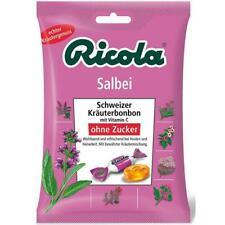 Ricola Salbei ohne Zucker 18x75 g Bt.