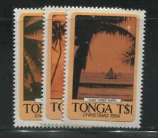 Tonga Scott # 590-92 MNH Scott  $ 4.75