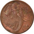 [#796739] Münze, Somalia, Centesimo, 1950, SS, Kupfer, KM:1