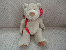 La Senza Silk & Satin 2004 AUDREY Bear Canada Annual Christmas Teddy MINT