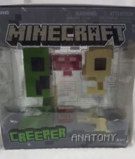 Minecraft creeper anatomy vinyl large toy set 222