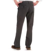 Men's Lee Weekend Flat Front Chino Pants Ash Size 36 x 29