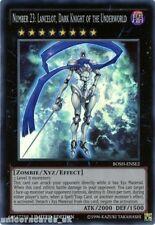 BOSH-ENSE2 Number 23: Lancelot, Dark Knight of the Underworld Super Rare Limited