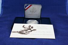 1997 Jackie Robinson Commemorative Silver Dollar