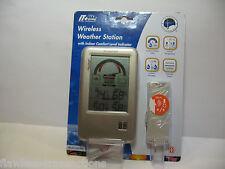La Crosse WS9170UITCBP Wireless Inout Temperature Humidity 5 Inch Weather Meter