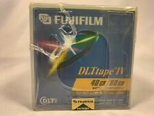 5x Fuji Film DLT tape IV 40GB Native 80GB Compressed for DLT 8000 DLT 1 & VS80