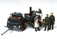 Tamiya 35247 Feldküche German Field Kitchen Scenery 1 35