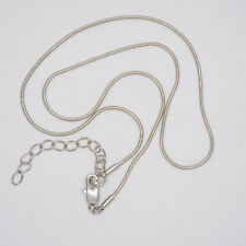 lia sophia jewelry snake chain silver gold tone basic classic necklace chain