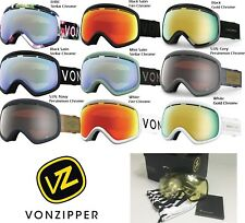d0ecd0c6a70 NEW VonZipper Skylab Spherical Mens Womens Ski Snowboard Goggles +lens  Msrp 140