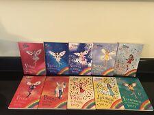 Rainbow Magic fairy books bundleDaisy Meadow Job Lot Kids Childrens Girls Set