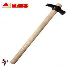 Martello carpentiere Mass senza calamita manico in legno