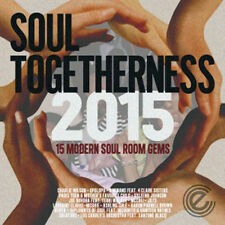 "SOUL TOGETHERNESS 2015  ""15 MODERN SOUL ROOM GEMS"""