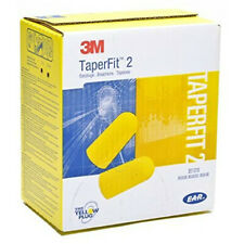 3M 312-1219 E-A-R Taper Fit Polyurethane Foam Ear Plug (1 Box/200 Pair)