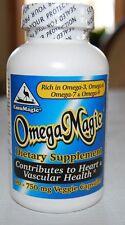 Emu Magic - Omega Magic 3, 6, 7, 9 Dietary Supplement Heart and Vascular Health