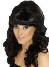 anni '60 1960s 60 ALVEARE Beauty Parrucca Per Costume Amy nubilato neri NUOVI