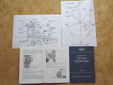 Reparaturhandbuch Simson Sport AWO Reparaturanleitung NEU