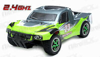 Exceed RC 1/10 Rally Monster Electric Brushless RTR Racing Short Course RC Truck