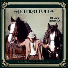 Jethro Tull HEAVY HORSES 40th Anniversary Remix 180g CHRYSALIS New Vinyl 2 LP
