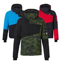 Rehall Isac-R Veste de Ski Hommes Snowboard Wintersport-Jacke Fonctionnelle