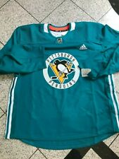 more photos 29d65 b9bde pittsburgh penguins practice products for sale | eBay