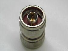 RADIALL R161703 adaptateur N droit mâle/mâle Z=50 Ohms RADIALL UG 57 B/U