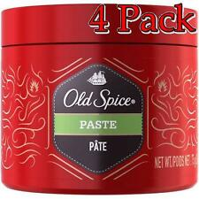 Old Spice Unruly Texturizing Paste, 2.64oz, 4 Pack 012044040263S568