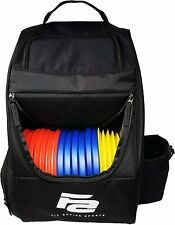 Fit Active Sports Travel Discs Golf Backpack | 28 Disc Capacity | Lightweight