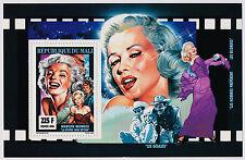 Mali 696 s/s MNH Marilyn Monroe