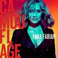 LARA FABIAN - CAMOUFLAGE   CD NEUF